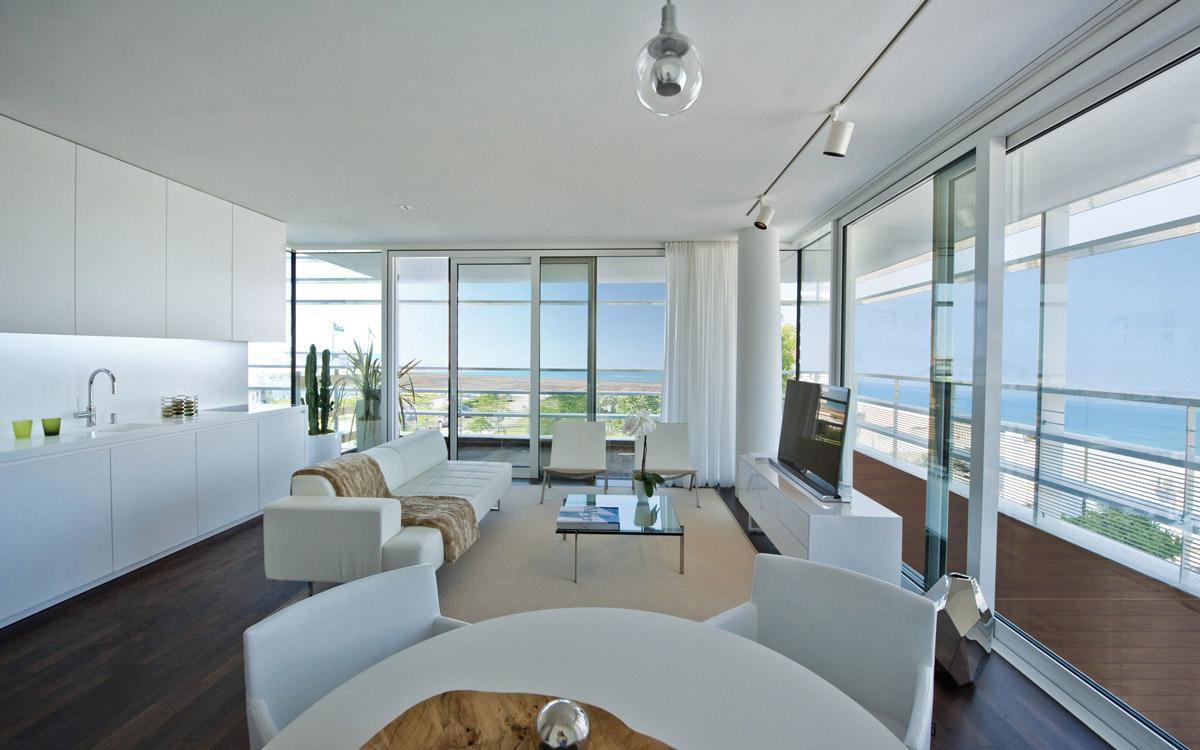 Appartamenti Jesolo Lido By Richard Meier Gianese Agency