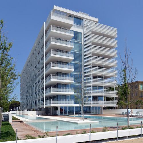 APPARTAMENTI JESOLO LIDO By Richard Meier