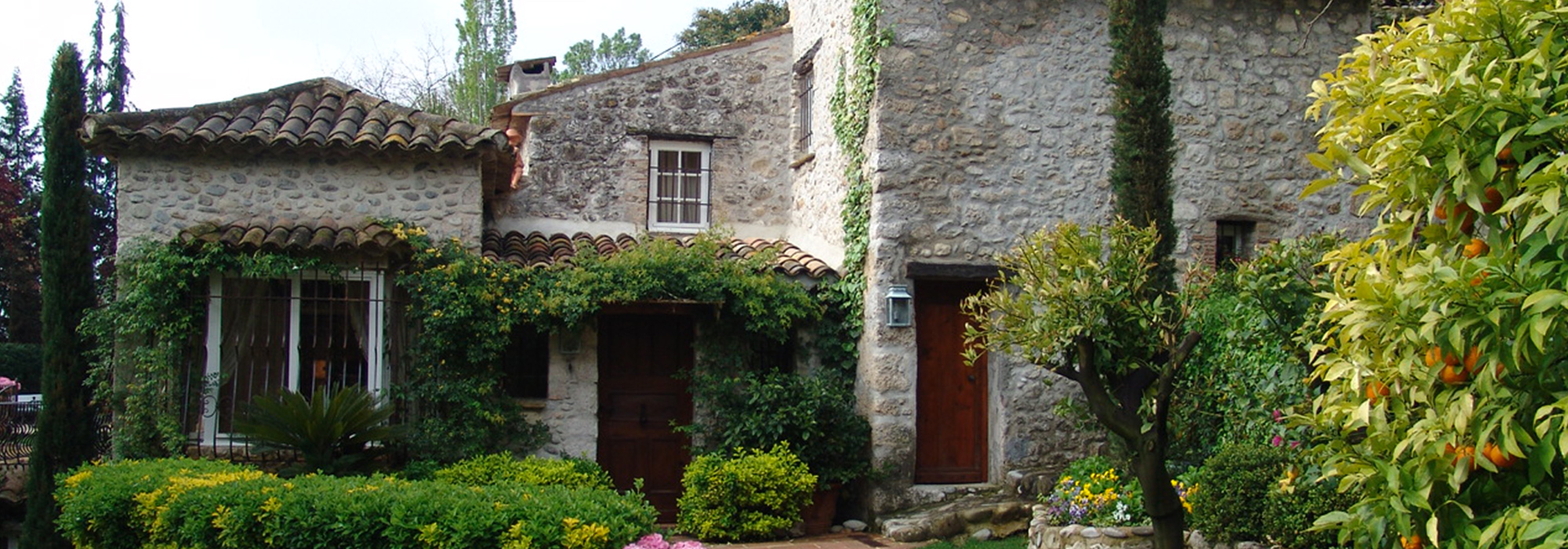 VILLA SAINT-PAUL-de-VENCE