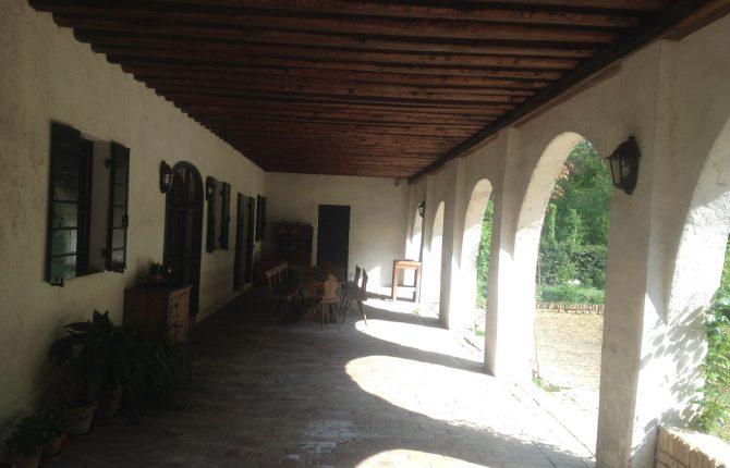 03. Portico barchessa 2