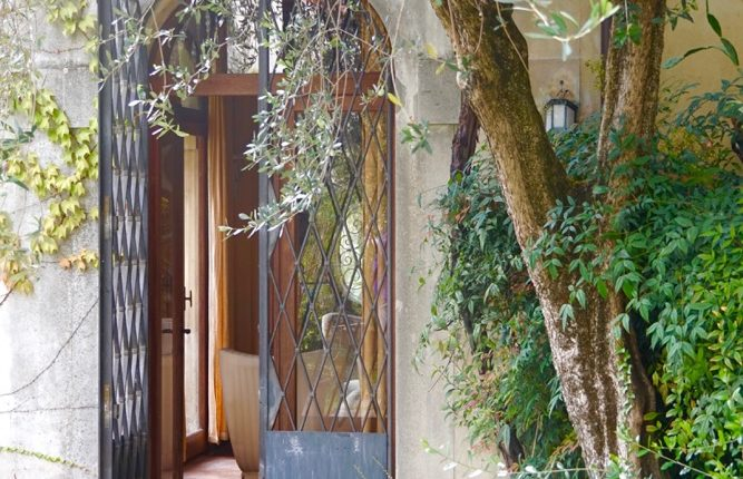Porta giardino 1