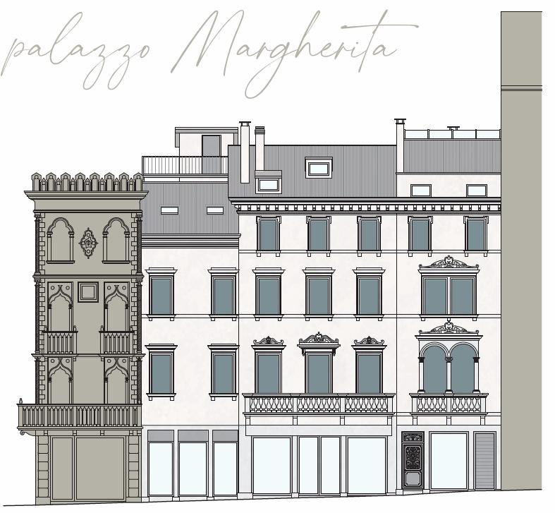 Appartamento in Palazzo Storico in fase di restauro
